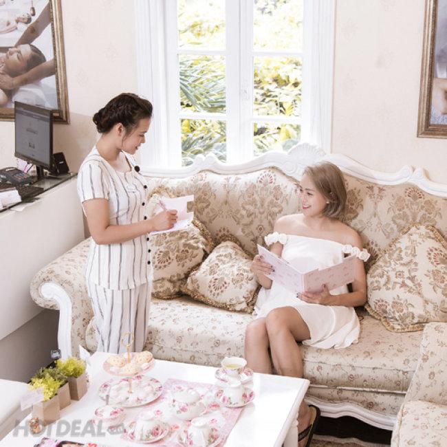 Thư Giãn Toàn Thân Với Massage Body Tinh Dầu Nóng Của Nhật Kết...