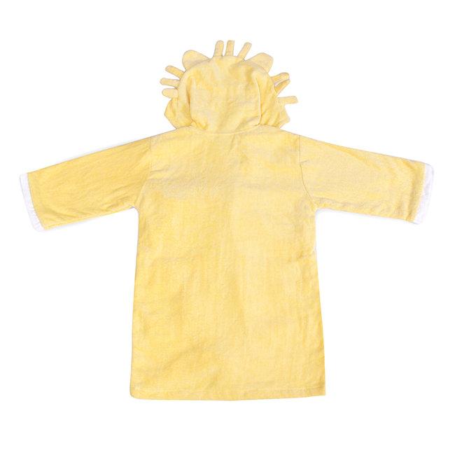 Áo Choàng Tắm Cao Cấp Cho Em Bé Athena – Rừng Xanh (40x60 Cm)