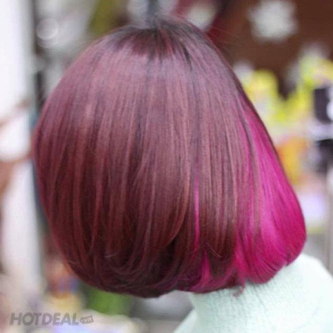 Trọn Gói Tóc Đẹp Đẳng Cấp Tại Eva Xinh Hair Salon - Số 86 Thái...