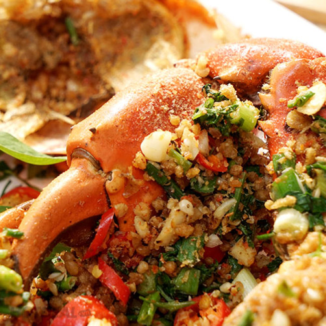 Set 3 Món Hải Sản Siêu Ngon, Siêu Rẻ Dành Cho 2 Người - Hệ...