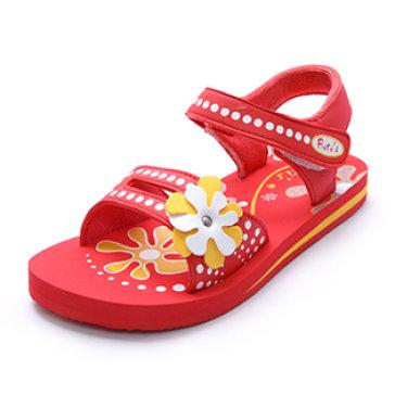 Giày Sandal Biti's Quai Chấm Bi Cho Bé Gái DXB101555DOO