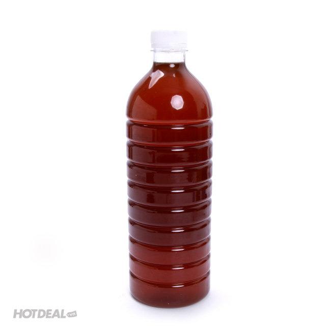 1000ml Mật Ong 100% Nguyên Chất Mỹ Thanh Từ Hoa Nhãn