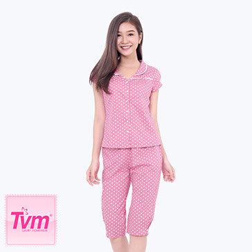 Bộ Mặc Nhà Lửng Kate CM071-TH TVMS4227