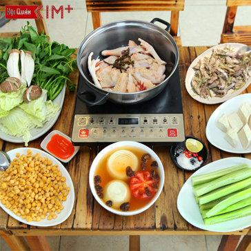 Set Lẩu Gà Hỏa Diệm Sơn Độc Đáo Cho 04 Người - Nhà Hàng Hội...