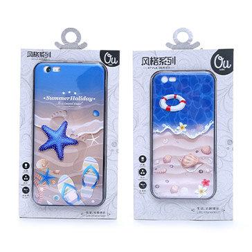 Ốp Lưng IPhone 6/6S/6 Plus Họa Tiết Đại Dương Xanh