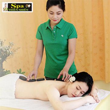 (100 Phút) Massage Body + Massage Foot + Ngâm Chân + Đắp Mặt Nạ Collagen Tại Spa Thiên Nhiên