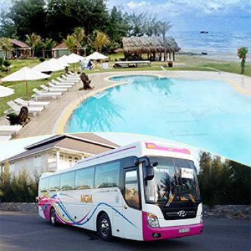 Fiore Resort 4* Phan Thiết 2N1Đ - Trọn Gói 02 Vé Xe Bus Khứ Hồi Sài Gòn - Phan Thiết+ Ăn sáng + Ăn Trưa + Ăn Tối - Áp dụng Tết Âm Lịch