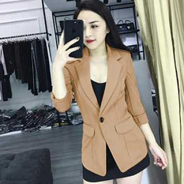Áo Vest Blazer Fashion