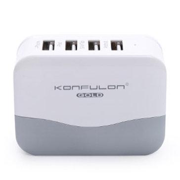 Cóc Sạc Konfulon C21 - 04 USB