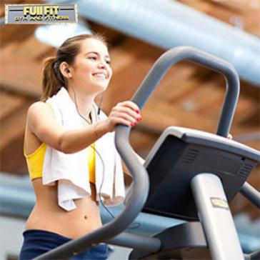 1 Tháng Tập Luyện Không Giới Hạn Tại Fullfit Gym & Fitness