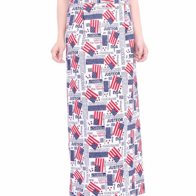 Váy Chống Nắng Kaki Nhiều Họa Tiết Thời Trang