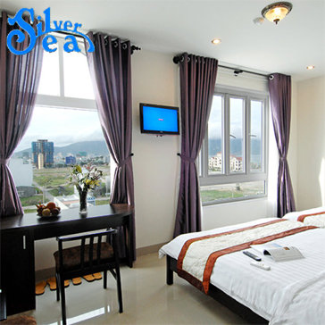 Khách Sạn Silver Sea 3* Bao Gồm Ăn Sáng Buffet/ Alacarte 2N1Đ - Cho 02 Người