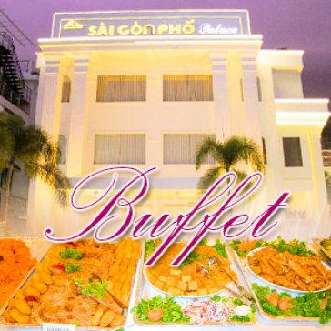 Buffet Tối Gần 60 Món Chay Đặc Sắc Tại Sài Gòn Phố Palace