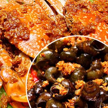 Buffet BBQ Nướng Tôm Càng Xanh Tại Bàn Hơn 50 Món - Nhà Hàng Kraut