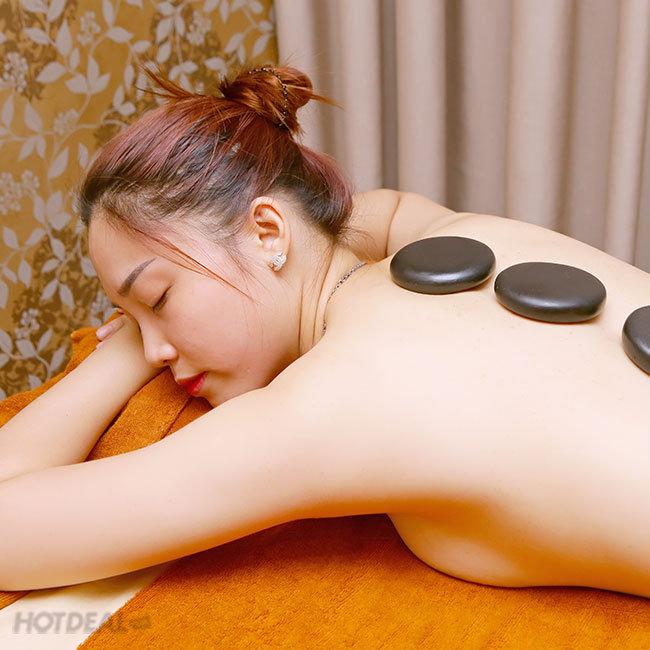Miễn Tip - Massage Body + Foot/ Ủ Dưỡng Trắng Da/ Thanh Lọc Da - Milk...