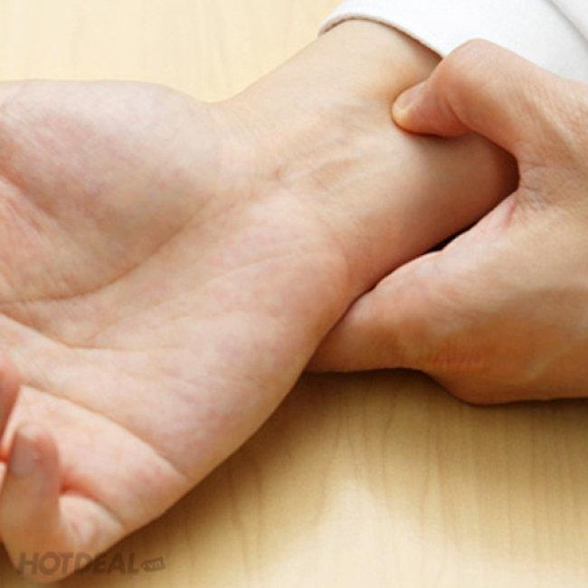 Thư Giãn Với Foot Massage Chuyên Nghiệp Tại Mỹ Anh Spa
