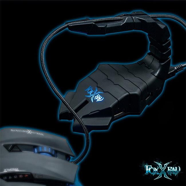 Cổng Nối USB Foxxray Scorpius FXR-SCH-01