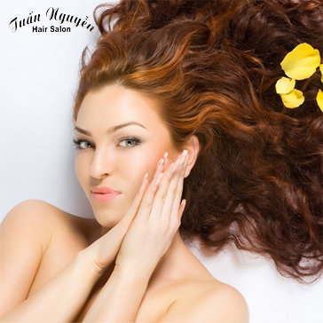 Cắt + Gội + Sấy Tạo Kiểu Tại Tuấn Nguyễn Hair Salon