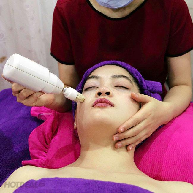 Xông Hơi Không Giới Hạn Thời Gian + Massage Body Đá Nóng + Chăm...