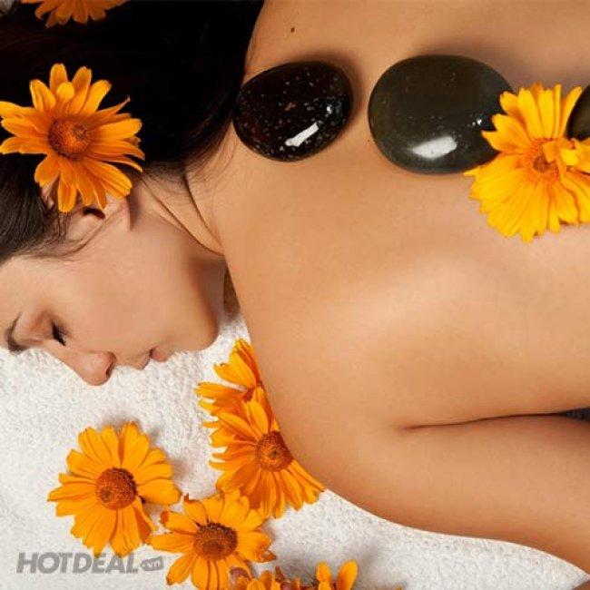 Massage Thư Giãn Và Ấn Huyệt Toàn Thân Spa Tiến Tài