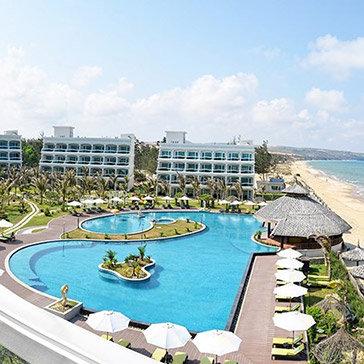 The Sailing Bay Resort 4* Phan Thiết 2N1Đ – 01 Bữa Ăn Tối Hoặc Lẩu Thả + Xe Đưa Đón Từ Mũi Né Đến Resort