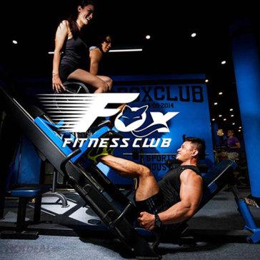 2 Tháng Tập Gym (Không Giới Hạn Thời Gian) - Fox Fitness & Yoga Center