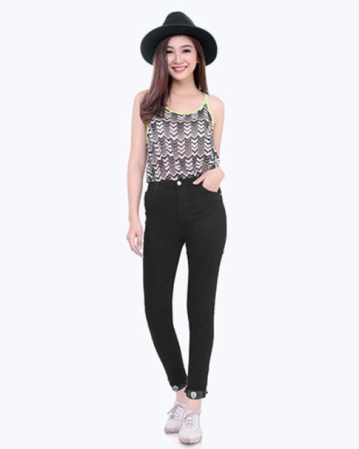 Quần Jean Nữ AW005 TH Alo Jeans