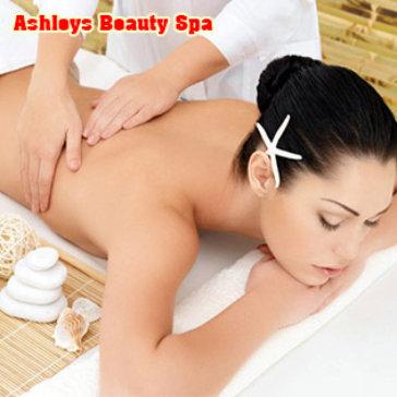 Massage Body Đá Nóng + Chăm Sóc Da Facial Oxy Jet 90'