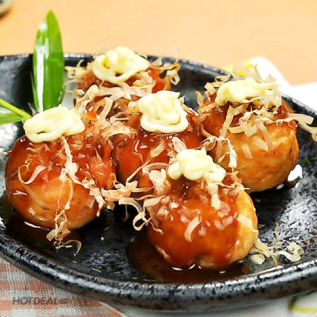 Buffet Trưa/Tối Sashimi, Sushi Và Món Nhật Tại Nhà Hàng Nhật Bản...