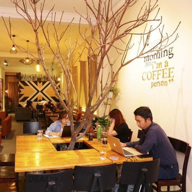 Cà Phê Phong Cách Da Đỏ Duy Nhất Tại Sài Gòn – Master Coffee