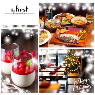 Set Ăn Thượng Hạng 06 Món Âu Dành Cho 2 Người Tại The First Restaurant & Café