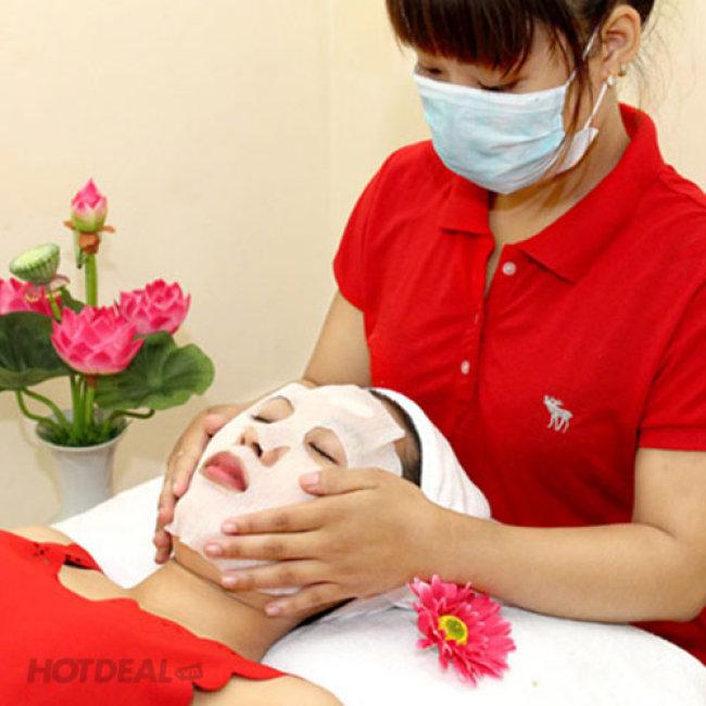 Massage Body Đá Nóng + Tẩy Tế Bào Chết Toàn Thân + Chăm Sóc Da...