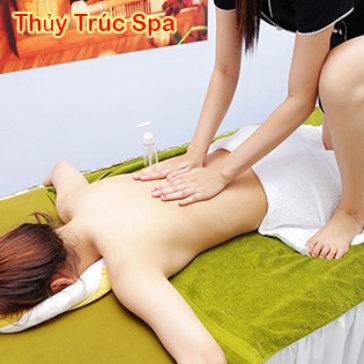Massage Body Thái, Nhật Đá Nóng Chuyên Sâu, Đắp Mặt Nạ Trắng Da...