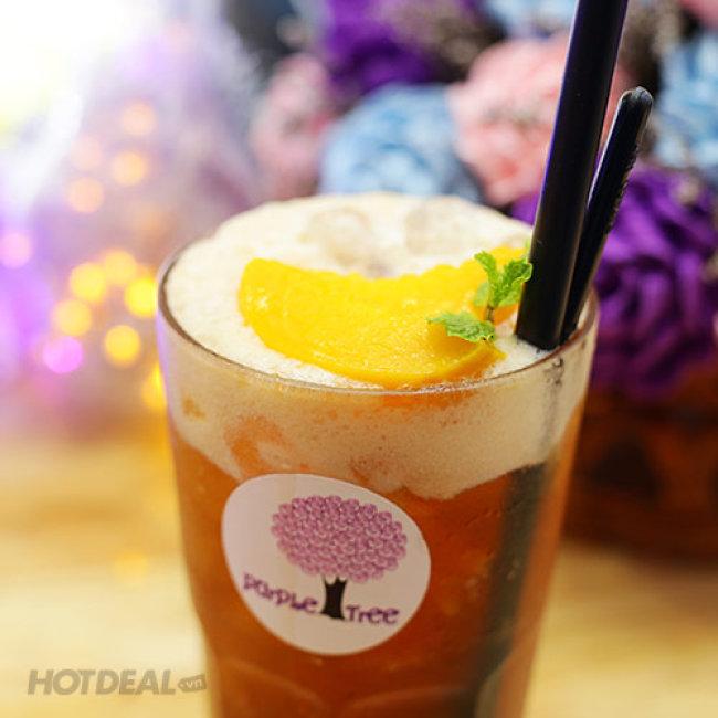 Tổng Hóa Đơn Menu Nước Uống Đa Dạng Tại Purple Tree Coffee