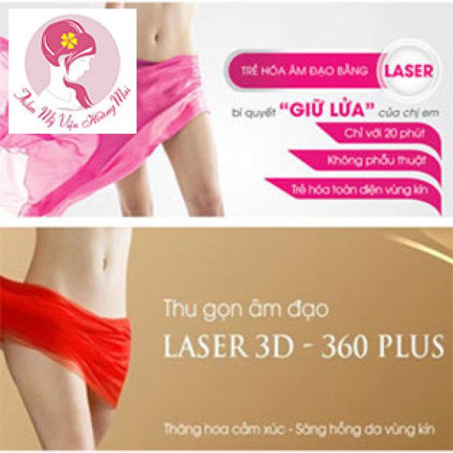 Thu Hẹp Vùng Kín Không Phẫu Thuật Công Nghệ Laser Mới Tặng Làm...