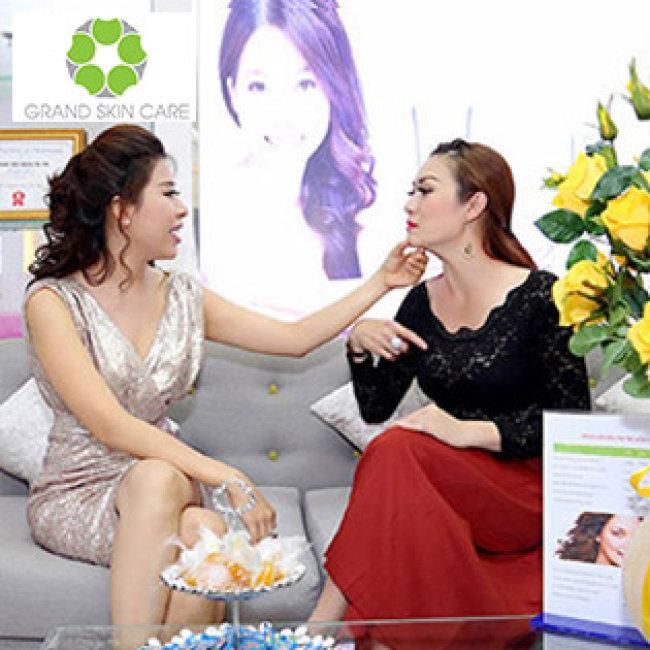 Giải Pháp Trẻ Hơn 10 Tuổi Tại Grand Skin Care - Thương Hiệu Uy...