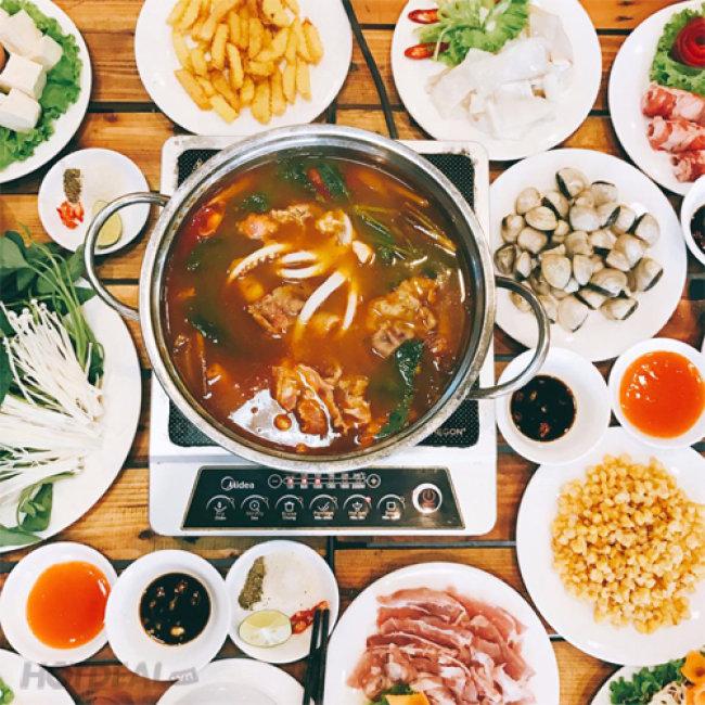 Buffet Lẩu Keng Beer Club Tưng Bừng Khai Trương