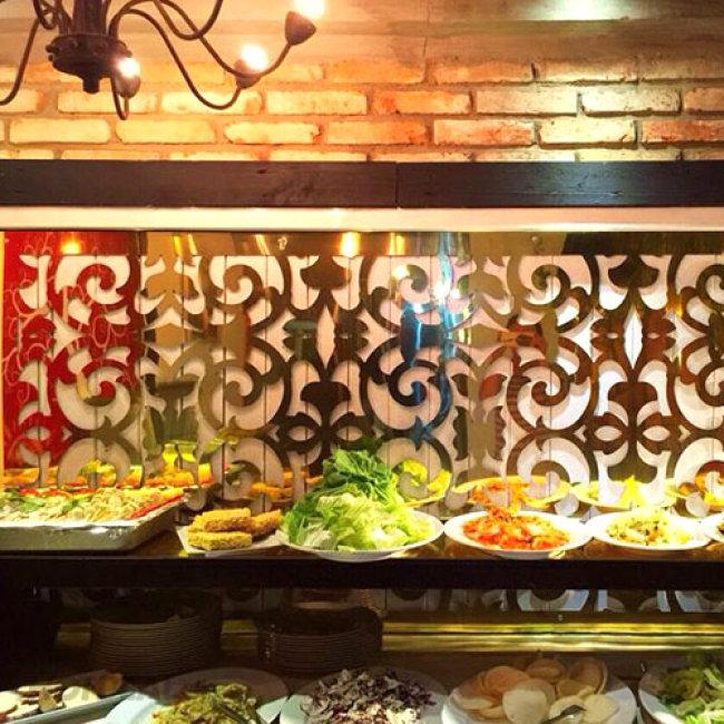 Buffet Tối BBQ – Hải Sản 40 Món Tại Buffet BBQ Mặt Trời Đỏ