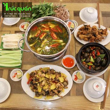 Set Lẩu Ếch Đồng Hương Vị Đồng Quê Dành Cho 4-6 Người Tại...