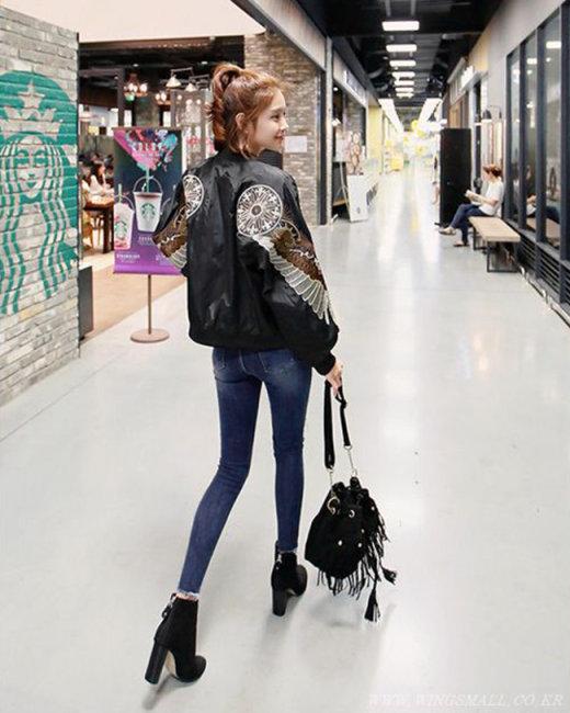 Quần Jeans Nữ Cao Cấp Thời Trang HD (543)