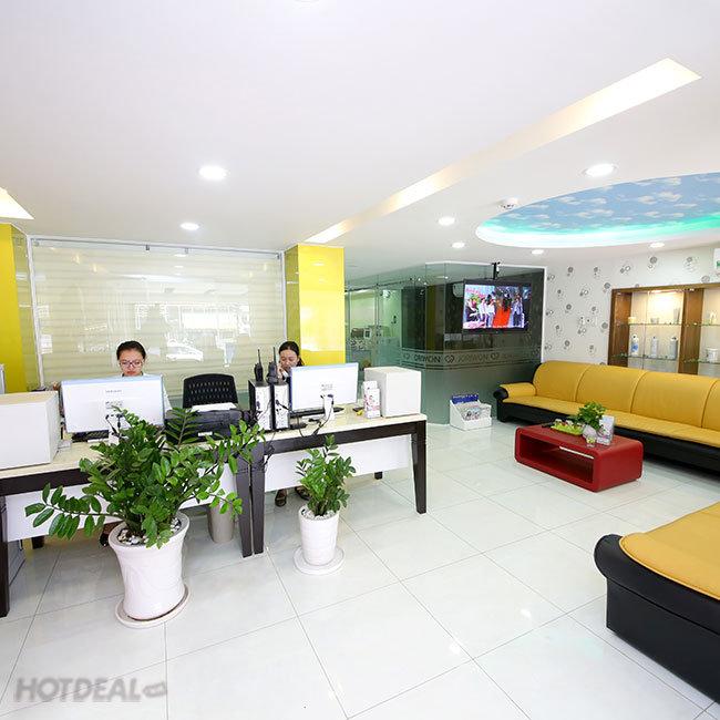 Massage Mặt Nạ Vàng 24k Theo Tiêu Chuẩn Hàn Quốc 60 Phút Tại...