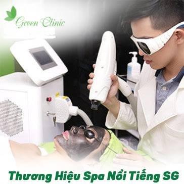Carbon Laser +Oxyzet - Thanh Lọc Độc Tố Cho Làn Da Thanh Xuân Đón Tết Tại Green Clinic