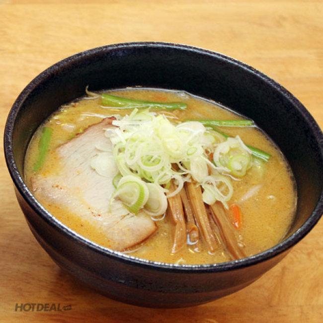 Mì Ngon Giá Sốc – Mì Miso Ramen/Kara Miso Ramen Chính Hiệu Hokkaido