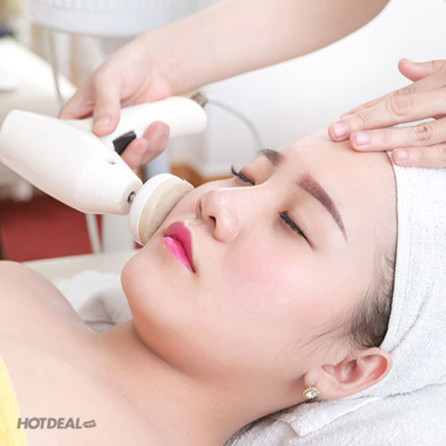 100' Massage Body Thái + Foot Đá Nóng + Chạy Serum Trắng Da Tại Beauty...