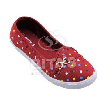 Giày Búp Bê Nữ Bita's Chấm Bi GVW.008