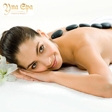Massage Body Đá Muối Himalaya + Chạy Vitamin C + Đắp Mặt Nạ Yến Thạch - Yna Spa & Hair Salon
