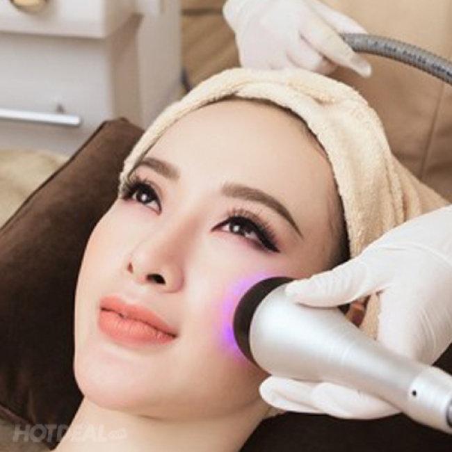 Quy Trình Detox Face Tảo Sống Siêu Vi Kim Công Nghệ Nhật Bản - Hệ...