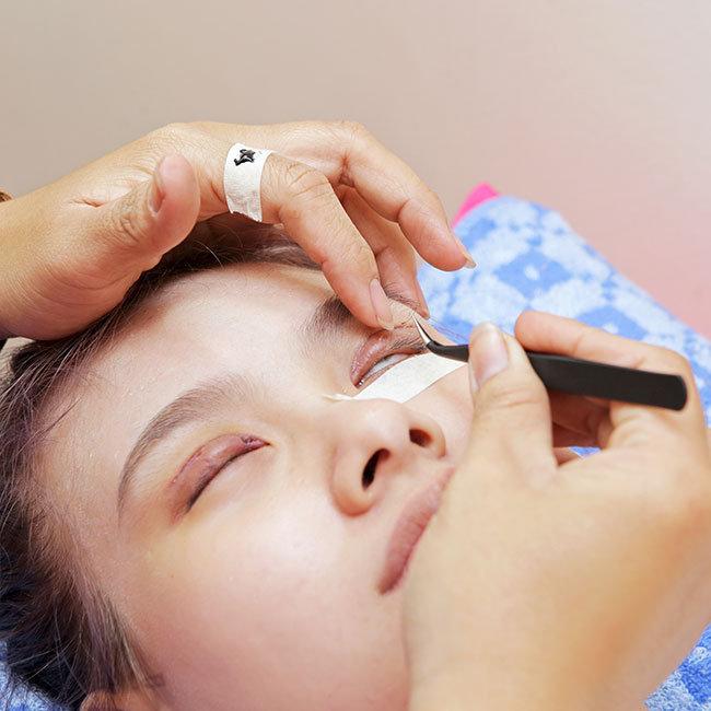 Nối Mi Tự Nhiên Hàn Quốc Công Nghệ Mới Nhất Tại Hair Salon &...