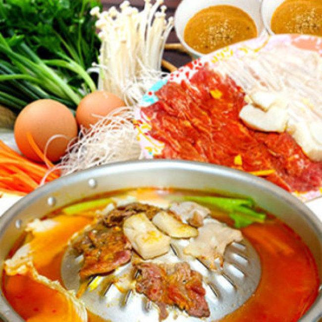 Lẩu Nướng Thái Lan Đặc Biệt Giảm Giá Sốc 50% Cho 2 Người...