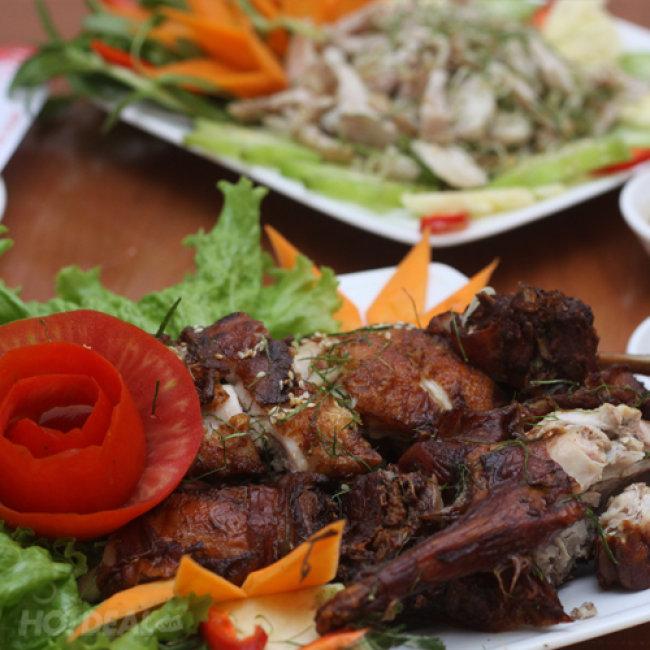 Set Thịt Thỏ Dành Cho 4-6 Người Tại Nhà Hàng Thỏ Đế Vương -...